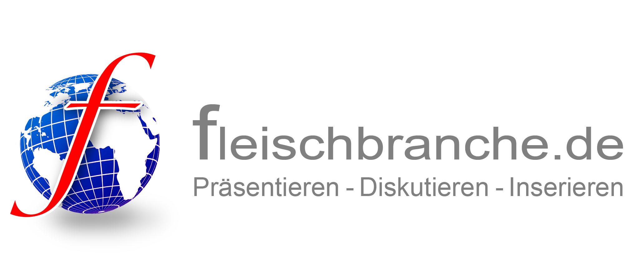 Fleischbranche.de - Logo für die Rückverlinkung auf Ihrer Webseite
